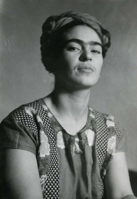 Retrospección histórica: Frida Kahlo - Chulavista Art House | Arte y Cultura en circulación | Scoop.it