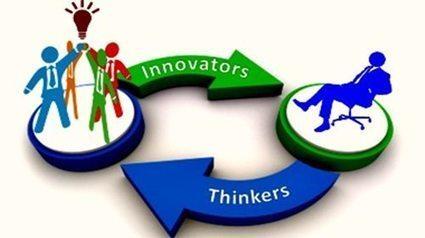 El pensamiento imaginativo: Las cinco habilidades de los innovadores. | e-learning y aprendizaje para toda la vida | Scoop.it