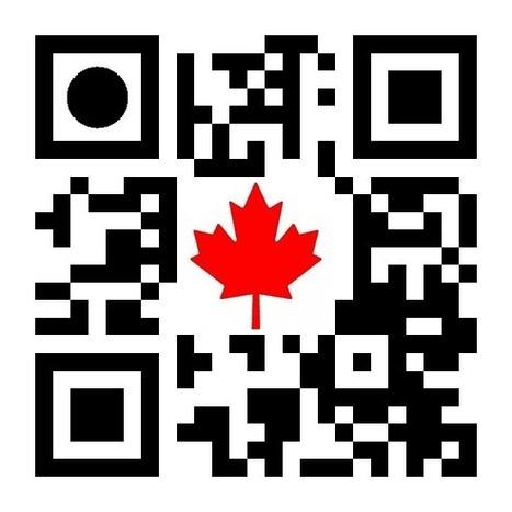 Happy Canada Day! | Using QR Codes | Scoop.it