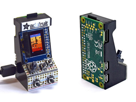 NEW GUIDE: World's Smallest MAME Arcade Cabinet @Raspberry_Pi | [OH]-NEWS | Scoop.it