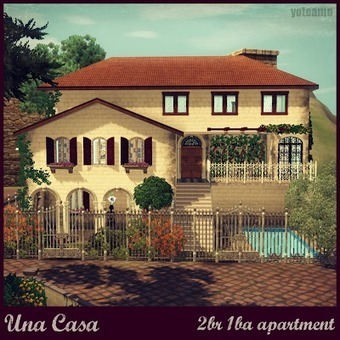 Maison\' in Les Sims, Page 16 | Scoop.it