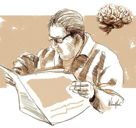El cerebro y la lectura | Bibliotequesescolars | Scoop.it