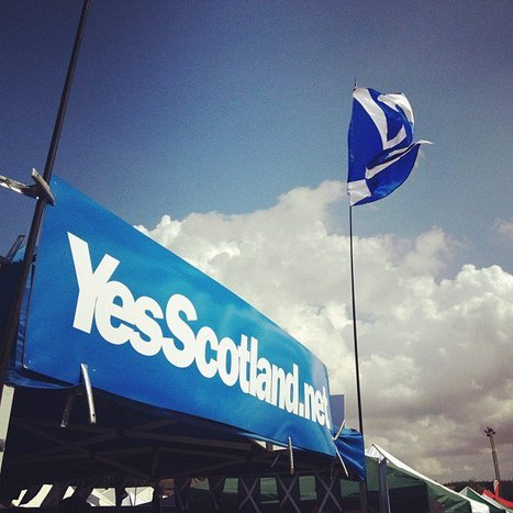 Yes Scotland is marching ontogether | YES for an Independent Scotland | Scoop.it