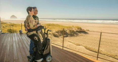 The wheelchair has been reinvented | Communication design | Scoop.it