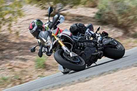 Fun Factories: 2014 Aprilia Dorsoduro 750, Ducati Hypermotard and MV Agusta Rivale 800 Comparison Test | Ductalk Ducati News | Scoop.it