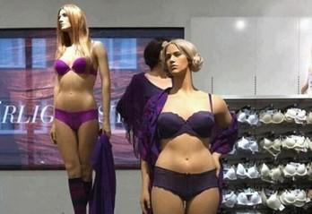 Idée d'ailleurs: des mannequins aux formes généreuses dans des magasins suédois | Nouveaux comportements & accompagnement aux changements | Scoop.it
