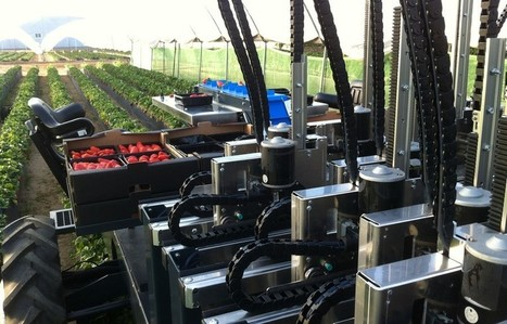 Robotic farming coming soon to a field near you | Ag app | Scoop.it