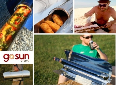 The Solar Powered GoSun Stove: Cooking From the Future | Interesting Engineering | Scoop.it