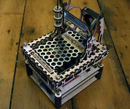 A tiny Arduino laser cutter | Arduino progz | Scoop.it