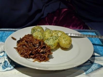 Recette de pommes de terre sautées à la crème, échalotes, persil à la Lorraine | Recettes de cuisine maison | Scoop.it