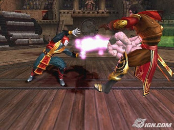 mortal kombat armageddon download for android