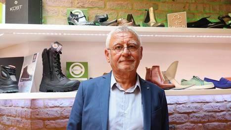 b83326f569b49 Francis Geffard devient président du Groupement régional de la chaussure  des Pays de la Loire