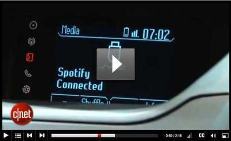 Ford EcoSport heads to Europe, Spotify voice control in tow | Radio 2.0 (En & Fr) | Scoop.it