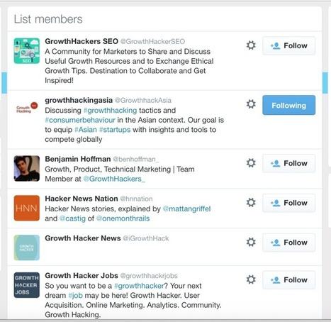 7 Counterintuitive Twitter Tips to Get More Out of Twitter | GooglePlus Expertise | Scoop.it