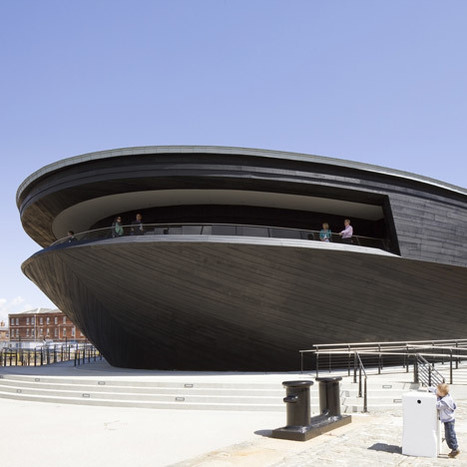 [Portsmouth, England] Mary Rose Museum by Wilkinson Eyre and Pringle Brandon Perkins+Will | The Architecture of the City | Scoop.it