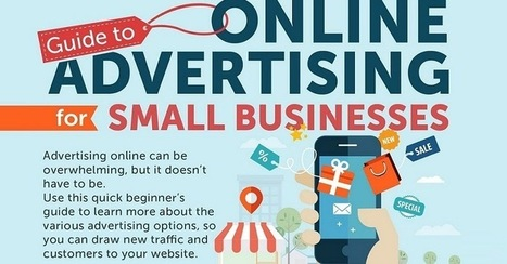 Guide To Online Advertising For Small Businesses - #infographic | My Blog 2016 | Scoop.it