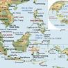 Indonesia globe