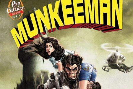 Meet Abhishek Sharma's Munkeeman   Cinemania   Scoop.it