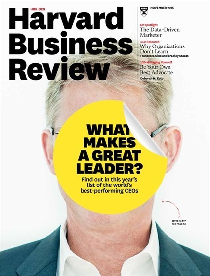 How Mindfulness Helps You Become a Better Leader | HBR | Leadership & Change Management | Scoop.it