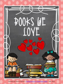 Books We Love | Seasonal Freebies for Teachers | Scoop.it