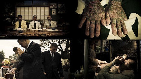 Photographer Anton Kusters on the Two Years He Spent Documenting the Yakuza | Photography and society | Scoop.it