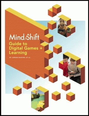 The MindShift Guide to Digital Games and Learning | iPads in the classroom | Scoop.it