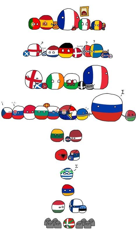 European Language Family Portraits | Regional Geography | Scoop.it