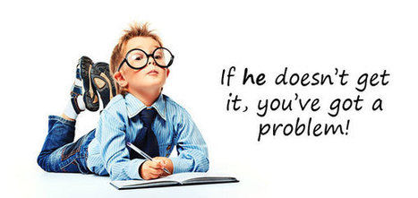 Skills Converged > Problem Solving Exercise: Look at the Problem from a Kid's Point of View | Serious Play | Scoop.it