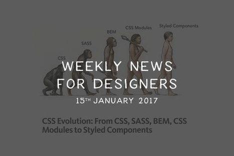 Weekly News for Designers (N.368) - Typography Checklist, CSS Images | El Mundo del Diseño Gráfico | Scoop.it