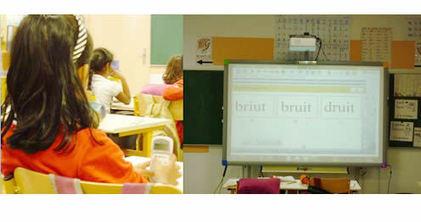 L'usage des nouvelles technologies en Premier Degré | L'utilisation des nouvelles technologies dans l'enseignement et la formation | Scoop.it