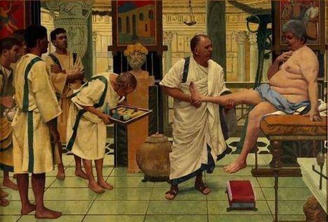 Médicos griegos vs médicos romanos | Cultura Clásica | Scoop.it