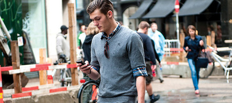 Texting While Walking: More Dangerous Than You Think   Anything Mobile   Scoop.it