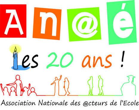 Les 20 ans de l'An@é - An@é | Le petit journal de l'An@é | Scoop.it