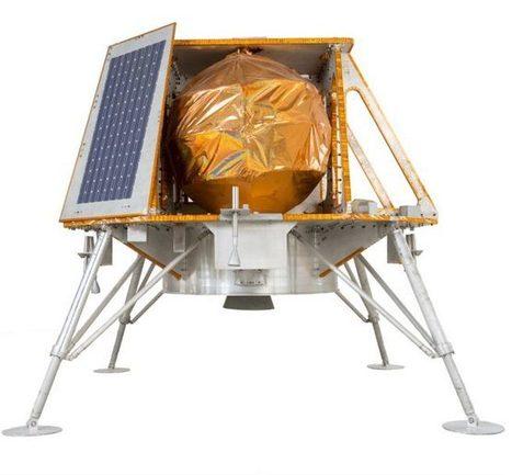 Team Indus joins Google Lunar X-Prize finalists, Astrobotic drops out | New Space | Scoop.it