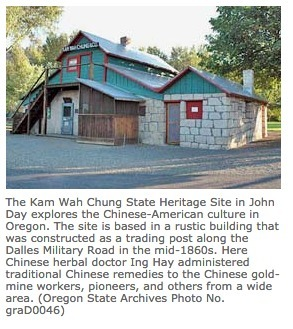 Oregon History: Chinese-Americans | Chinese American Now | Scoop.it