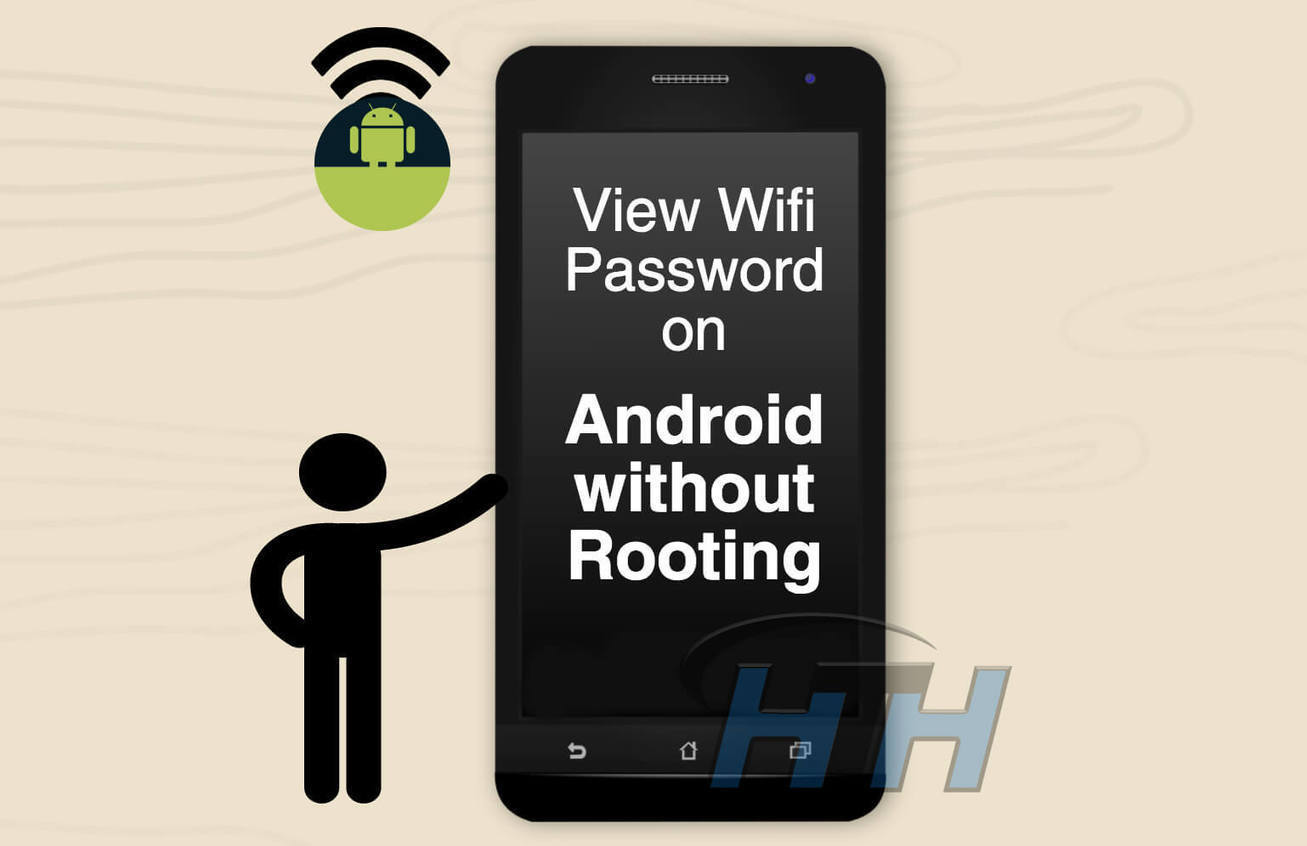 How To See Saved Wifi Password In Android Witho