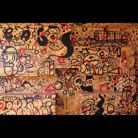 REHAB – Exposition Éphémère de Graffiti #3 | Paris Tonkar magazine | Scoop.it