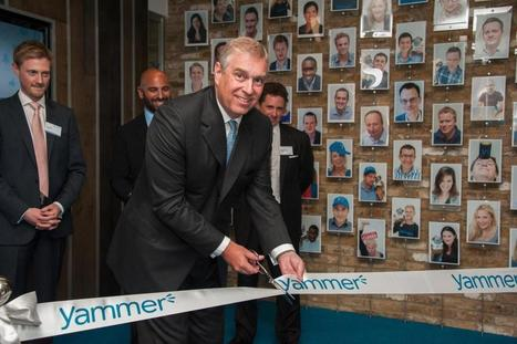 Vendor news: Yammer plant their feet firmly in Tech City | Social Business | Scoop.it