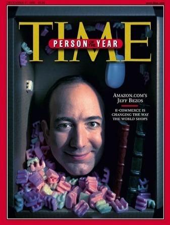 Why Jeff Bezos Bought the Washington Post--SixTheories | Inside Amazon | Scoop.it