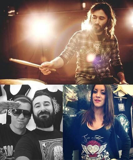 Le magliette rock firmate Too Head  7 domande a Stefano Ventura  2fe7ca6f7882