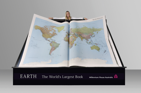 Giant Atlas | GIS in Education | Scoop.it