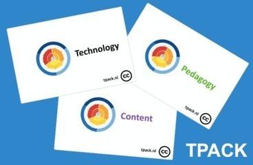 Hoe verhoog je als mediawijze docent de motivatie, vergroot je leerprestaties en optimaliseer je het leerproces? Met het '#Mediawijsheid in de klas'-TPACK-spel | ICT in de lerarenopleiding | Scoop.it