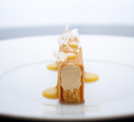 La ruche au miel, dessert signature de Fran&cce...