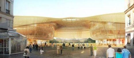Paris : combien va coûter la Canopée des Halles ? | The Architecture of the City | Scoop.it