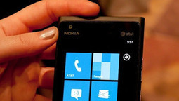Hands on with Nokia's Lumia 900 | osx lion | Scoop.it