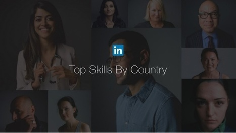 Les compétences LinkedIn les plus prisées en 2016 en France et dans le monde - Blog du Modérateur | LinkedIn for business and Social Selling | Scoop.it