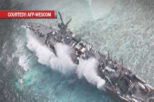 More damage on Tubbataha reef feared | Earth Island Institute Philippines | Scoop.it