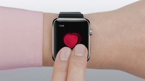 How the Apple Watch may have saved this man's life | No Stylus - All about Touch Screen | Scoop.it