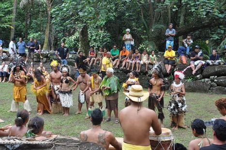 Le Pays s'engage pour la culture et le désenclavement des Marquises | TAHITI Le Mag | Scoop.it
