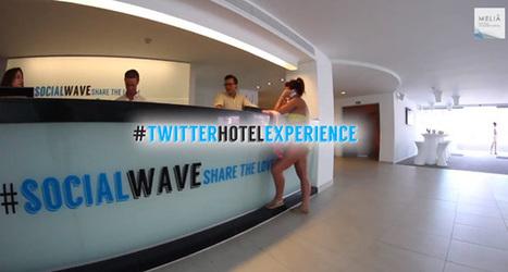 Ouverture du premier Twitter Hotel en Espagne | Médias sociaux et tout ça | Scoop.it